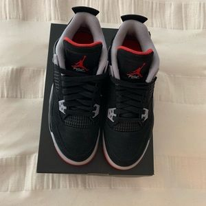Air Jordan 4 Retro (GS) 2019 size 6.5
